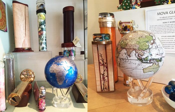 joie de vivre mova globes