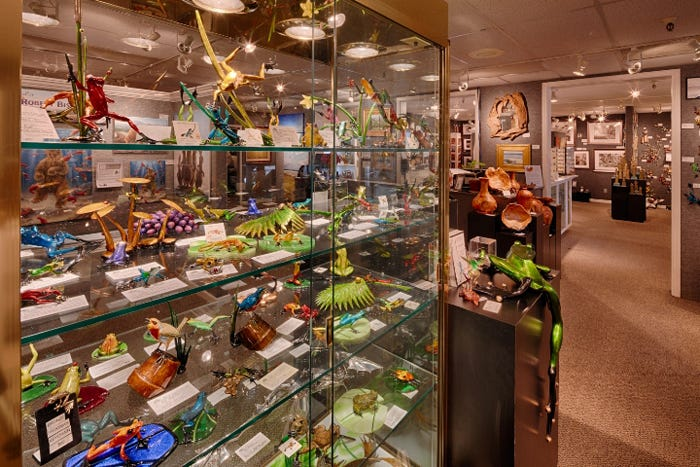 Artifacts Gallery Spotlight 1