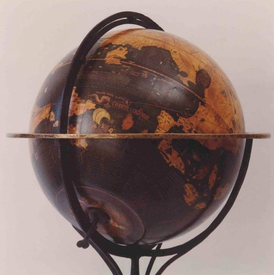 Martin Behaim Globe