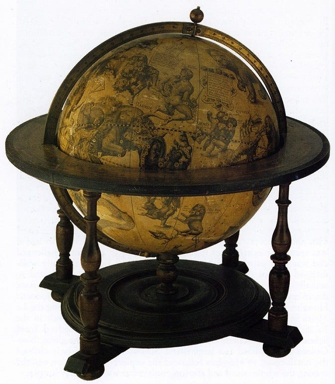 The History of Globes IMAGE 2