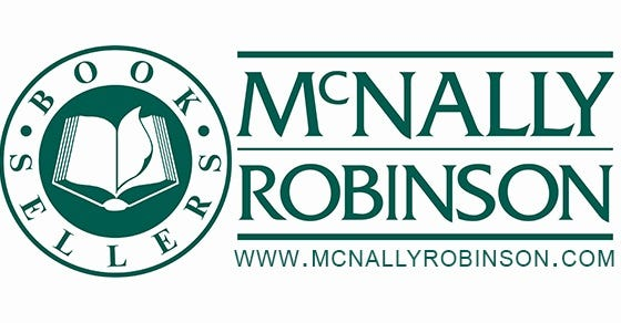 McNally Robinson Booksellers LOGO small