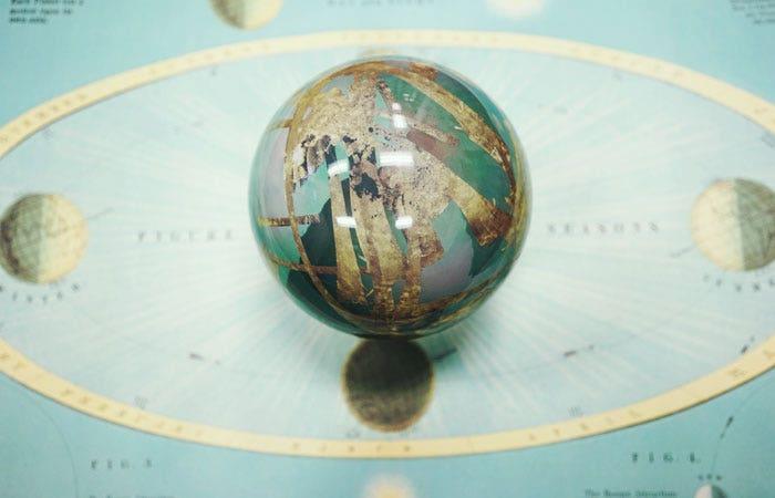 Titan MOVA Globe