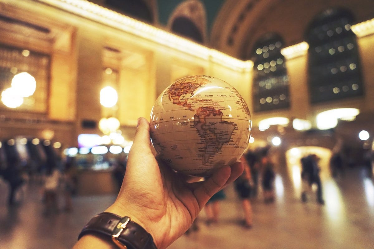 mova globe grand central station