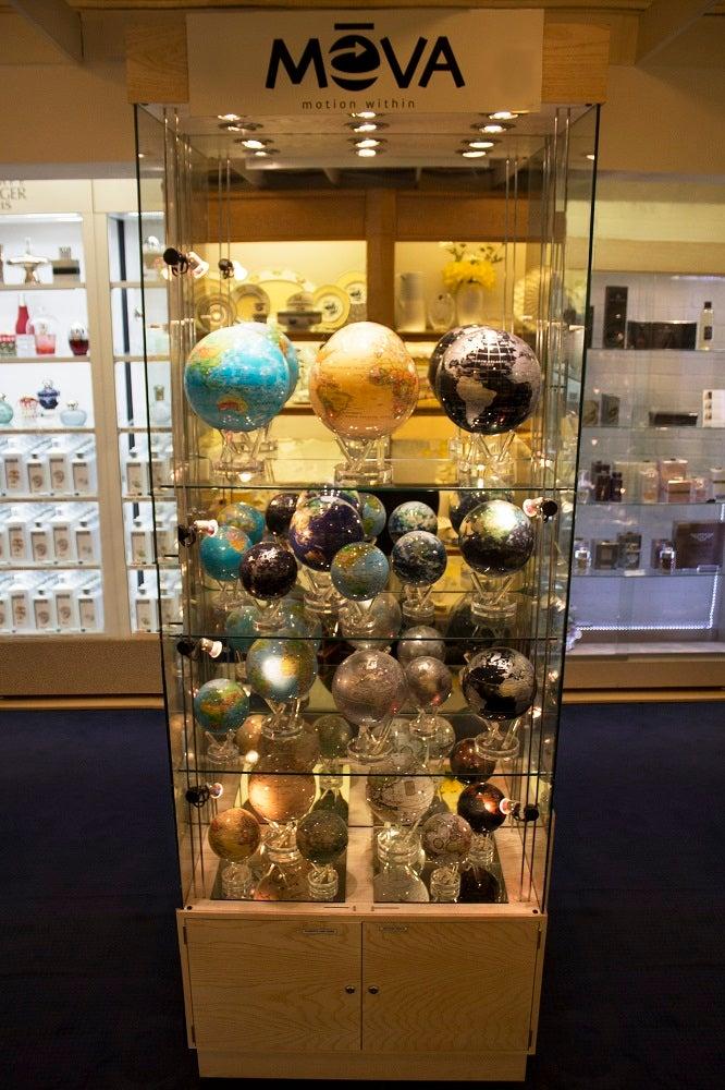 David Shuttle MOVA display