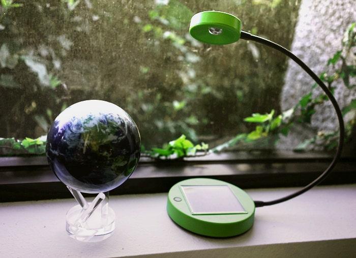 mova globe and sunan light