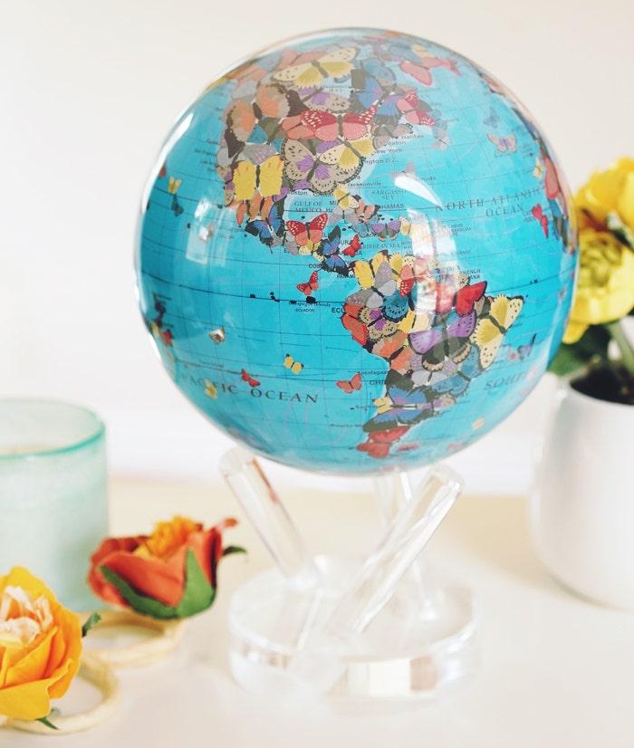 mova globe graduation gift