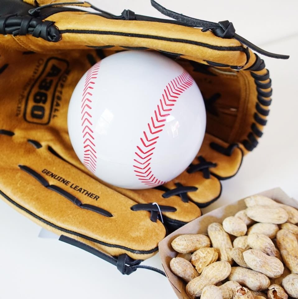 Baseball MOVA Globe