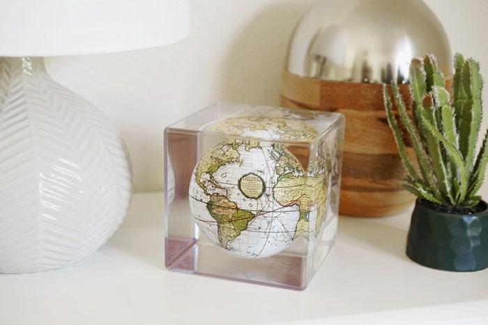 cassini mova cube decor