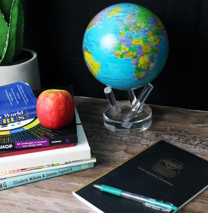 mova globe back to school organization