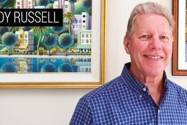 Andy Russell Artist Profile