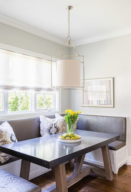 breakfast-nook-with-gunmetal-upholstered-bench-pantone-sharkskin
