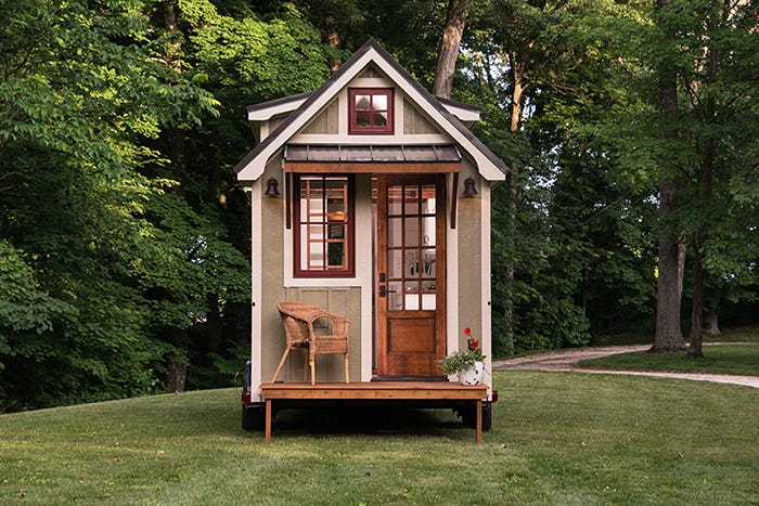 eco trend tiny home