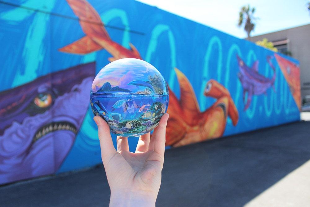 San Diego Sea Murals