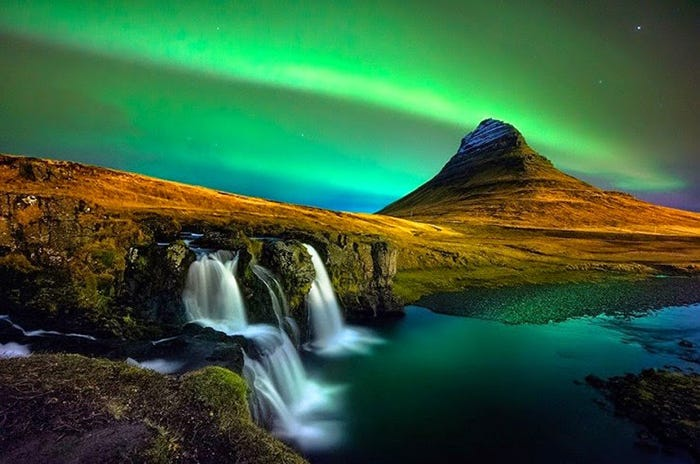 The Best Time To View Northern Lights In Iceland Is Between September And January