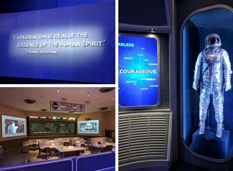 Images of the kennedy space center