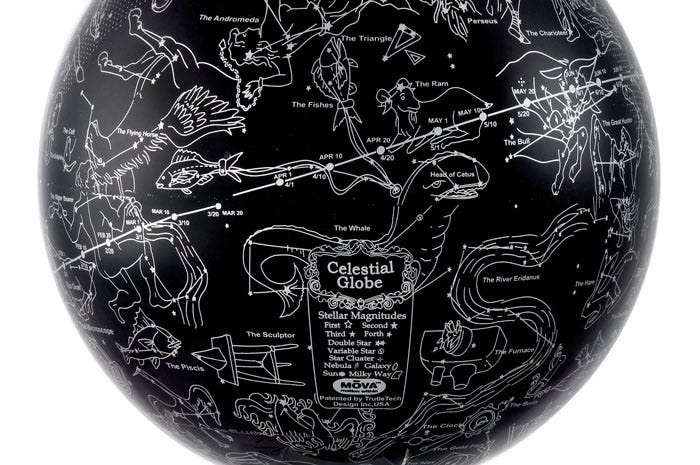 The 8.5 inch Constellations MOVA Globe