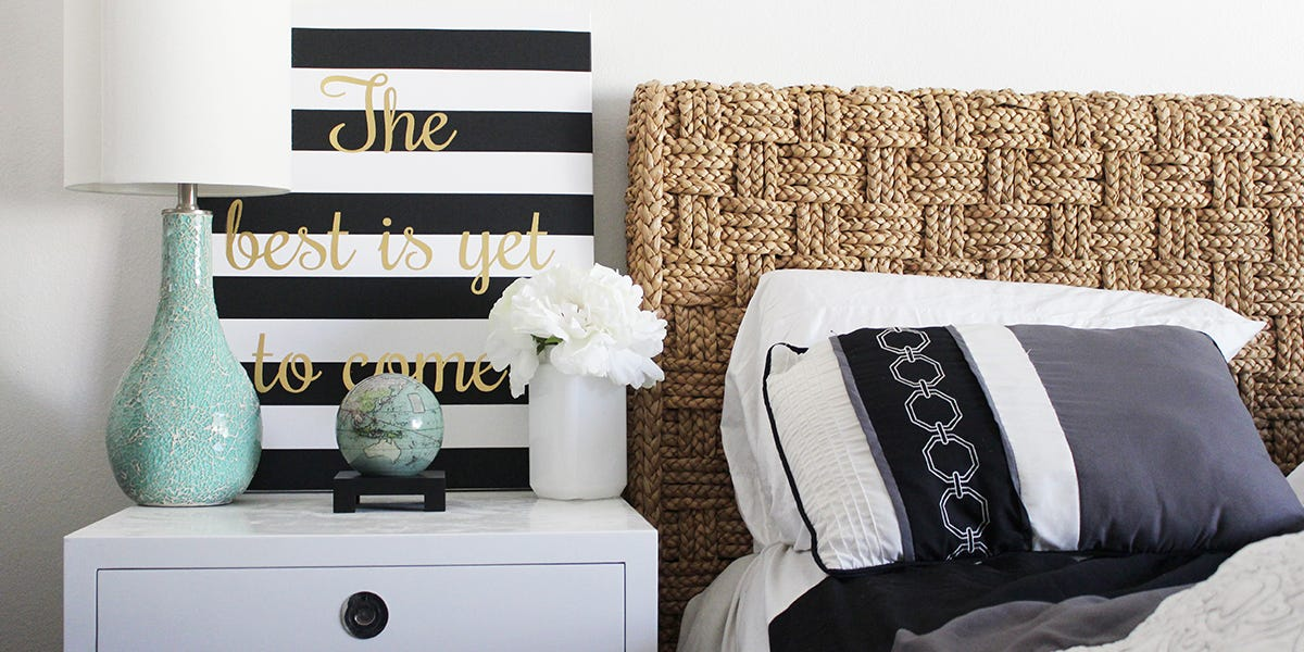 12 Inspiring Nightstand Decor Ideas For Your Home