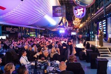 Buzz Aldrin's ShareSpace Foundation Gala
