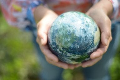 Community Stories: Giving Back to the Earth