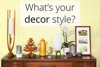 MOVA Home Decor Quiz