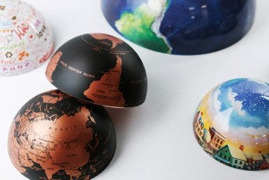 MOVA Technology: Globemaking and Printing