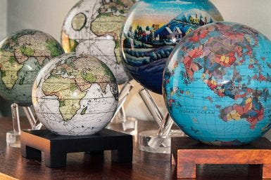 One MOVA Globe Fits All