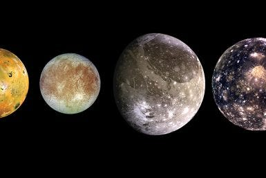 Poll: Moons of the Solar System