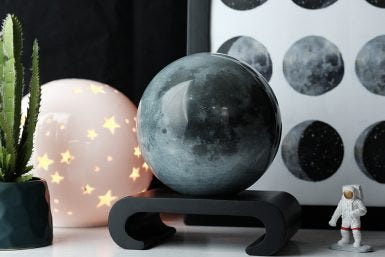 Product Spotlight: Moon MOVA Globe