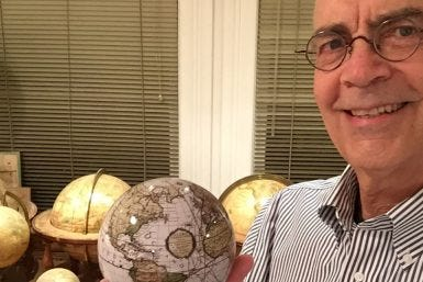 Q&A with Map Collector David Rumsey