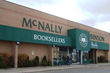 Reseller Spotlight: McNally Robinson Booksellers