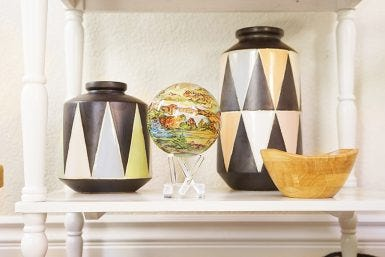 Southwestern Decor featuring Black Hills