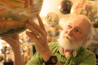 The Black Hills as Home and Artwork: Q&A with Dick Termes