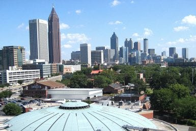 Tradeshows and Travel: Journey to Atlanta