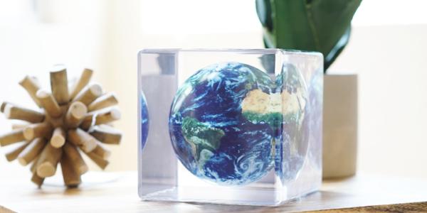 STE C Mova Globe Cube