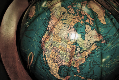 The Evolution from Flat Maps to Globes