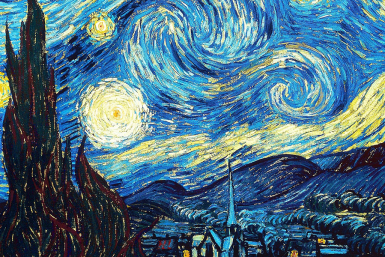 Revisiting Vincent Van Gogh's Starry Night