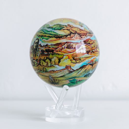 Black Hills Termesphere MOVA Globe