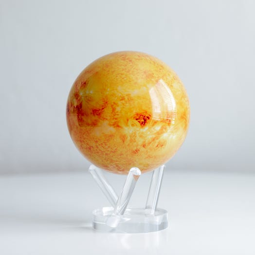 "Sun MOVA Globe 6"" with Acrylic Base"
