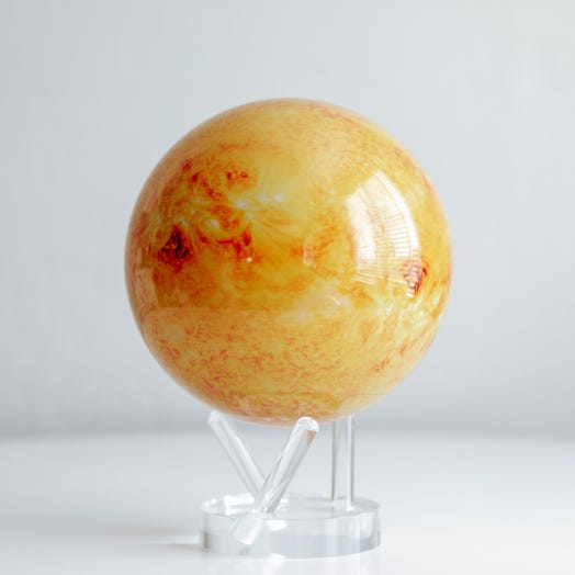 "Sun MOVA Globe 8.5"" with Acrylic Base"