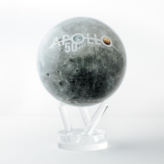 "Apollo Moon MOVA Globe 4.5"" with Acrylic Base"