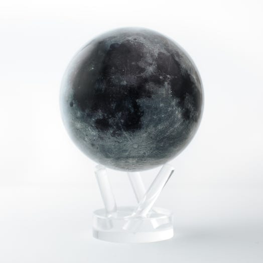 "Moon MOVA Globe 4.5"" with Acrylic Base"