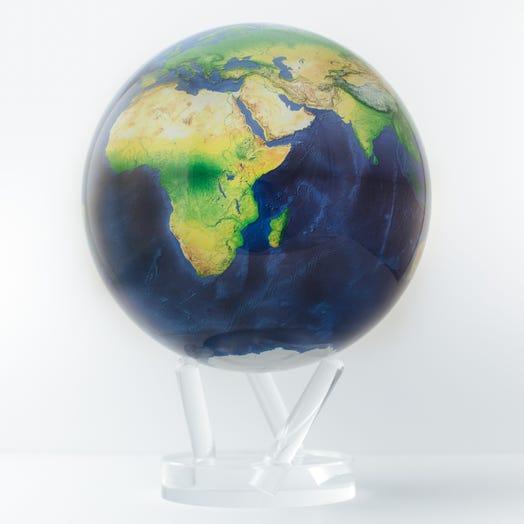 "Earth MOVA Globe 8.5"" with Acrylic Base"