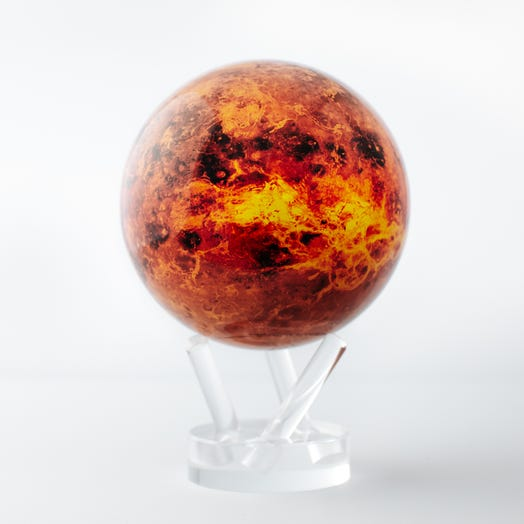 "Venus MOVA Globe 4.5"" with Acrylic Base"